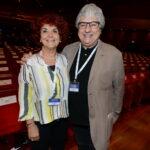 Valeria Fedeli ed Ermete Realacci