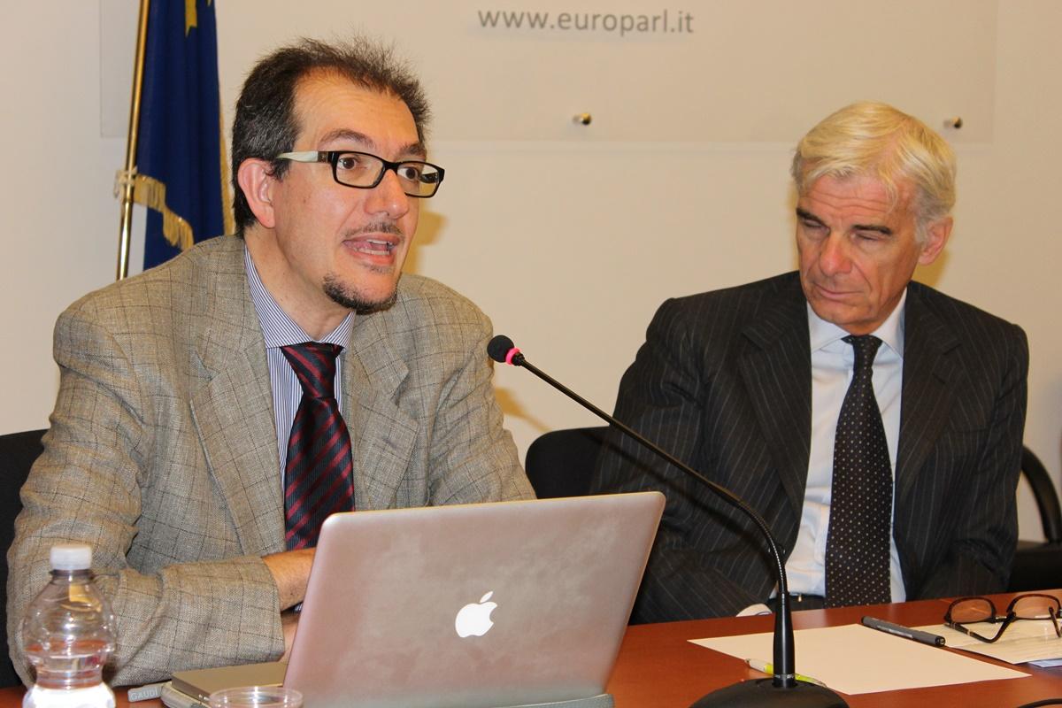 Massimiliano Cricco e Francesco Lefebvre