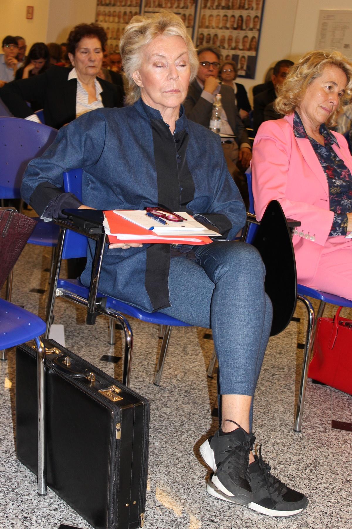 Margherita Boniver e Stefania Craxi
