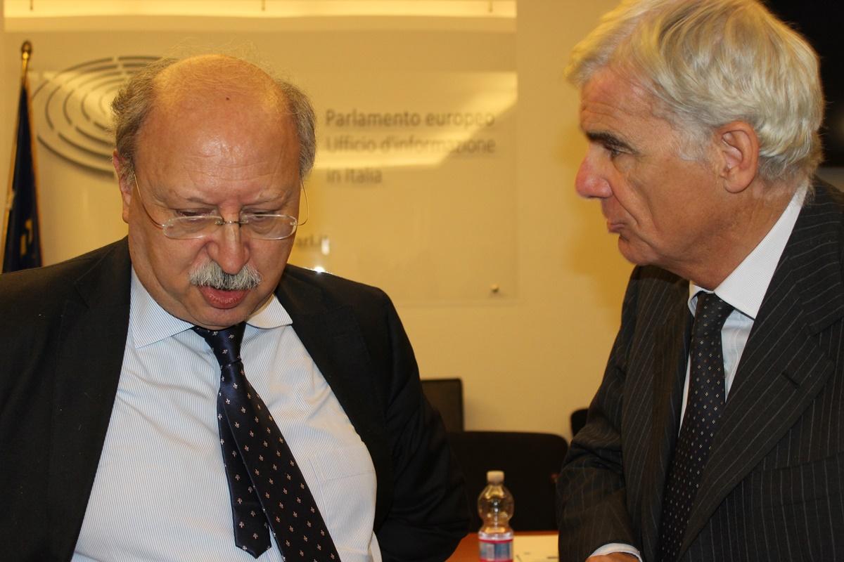 Antonio Varsori e Francesco Lefebvre