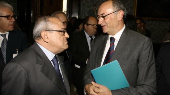 Francesco Gaetano Caltagirone e Federico Ghizzoni