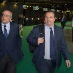 Nicola Rossi e Giuseppe Castagna