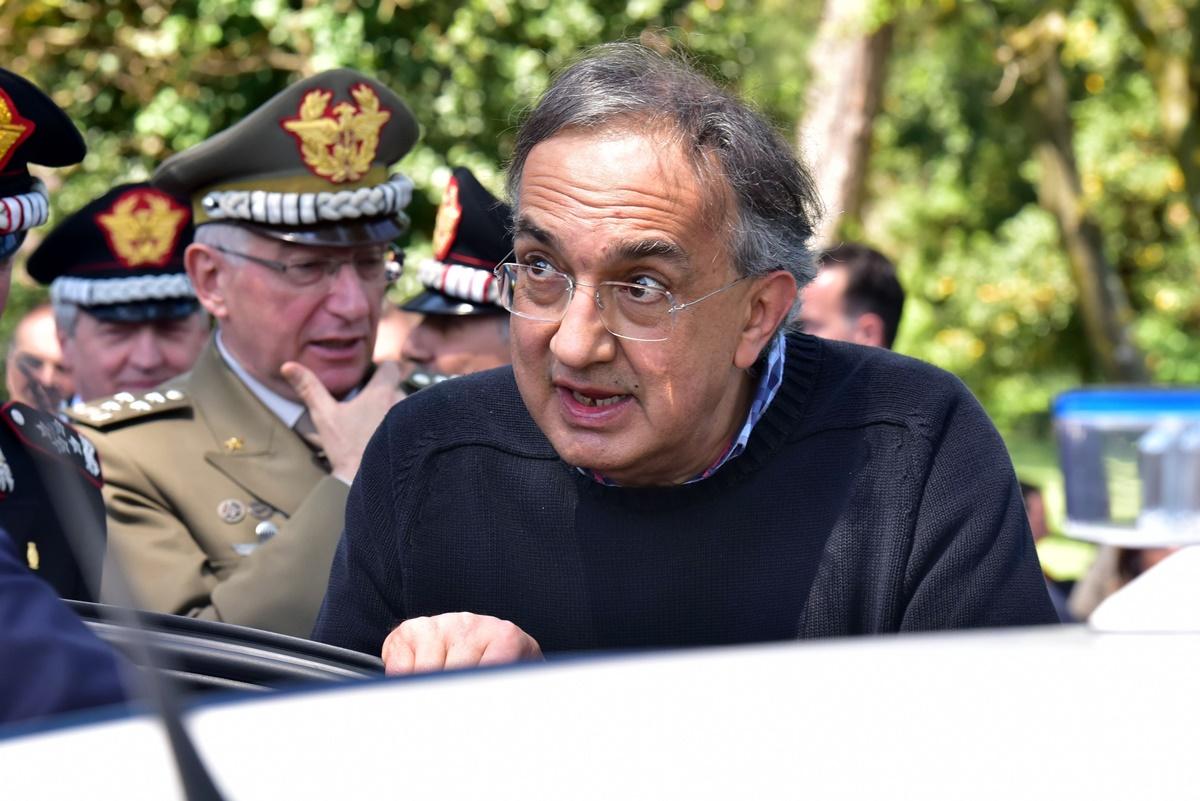 trump Sergio Marchionne