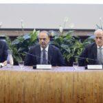 Alessandro Pansa, Angelino Alfano e Franco Gabrielli