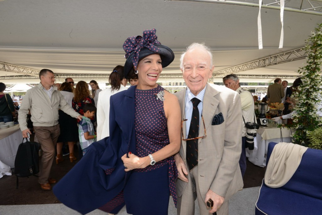 Marisela e Paolo Federici