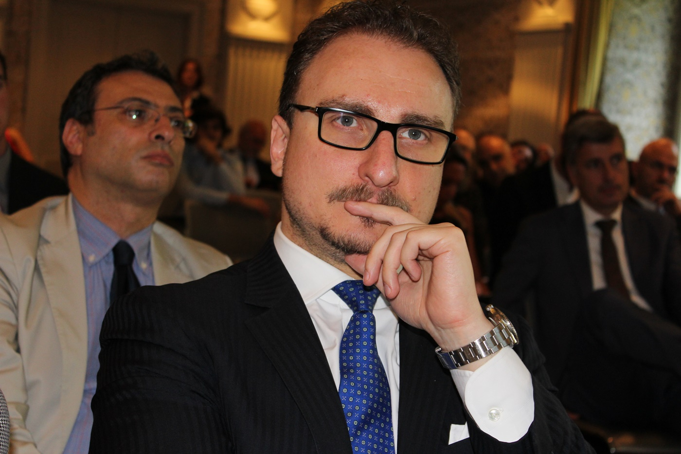 Stefano Mele, stati uniti