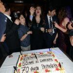 Il compleanno di Stefania Sandrelli