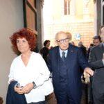 Valeria Fedeli e Giorgio Napolitano
