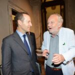 Maurizio Caprara e Paolo Franchi