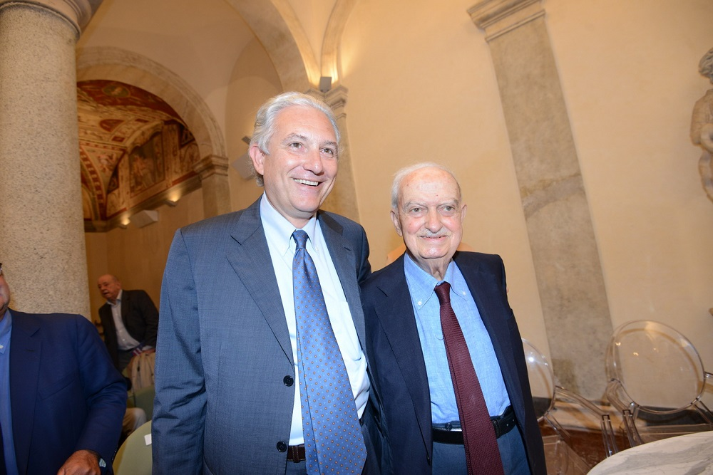 Antonio ed Emanuele Macaluso
