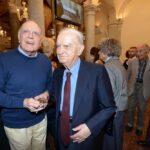 Rino Formica ed Emanuele Macaluso