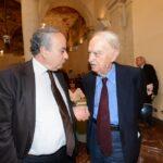 Franco Gallo ed Emanuele Macaluso