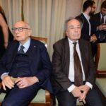 Giorgio Napolitano e Franco Gallo