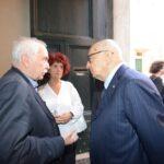 Ugo Sposetti, Valeria Fedeli e Giorgio Napolitano