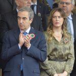 Maurizio Gasparri e Maria Elena Boschi