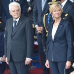 Sergio Mattarella e Roberta Pinotti