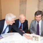 Massimo Bray, Emanuele Macaluso e Andrea Orlando