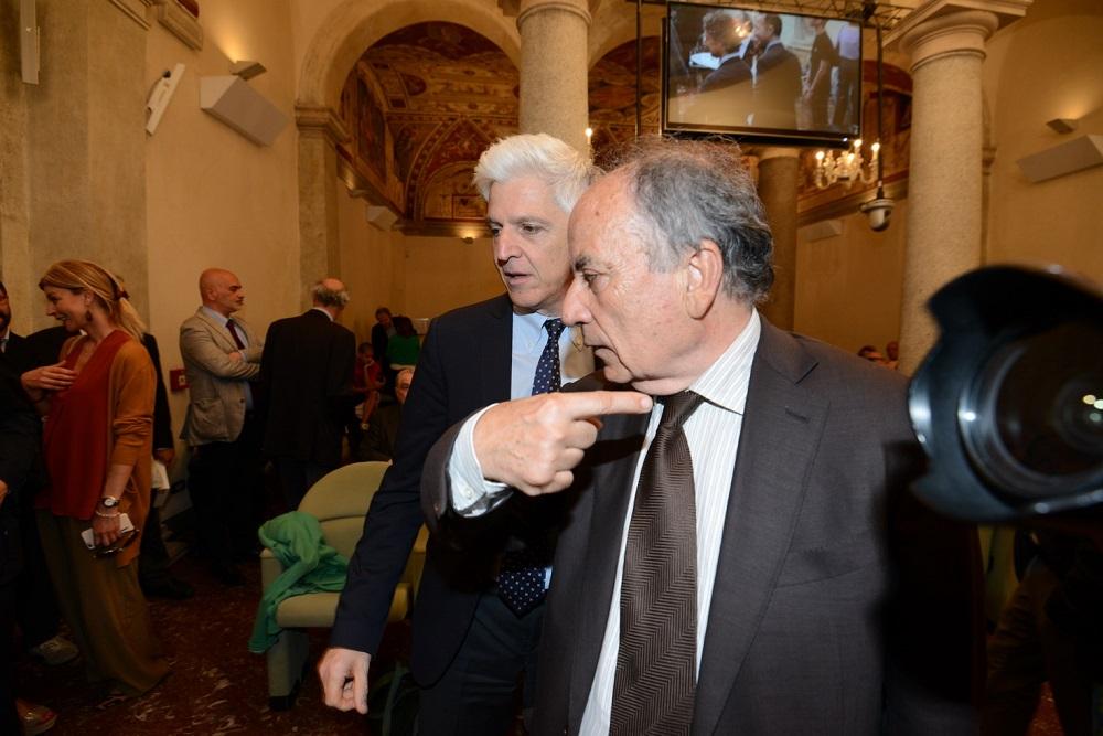 Massimo Bray e Franco Gallo