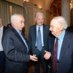 Ugo Sposetti, Antonio ed Emanuele Macaluso