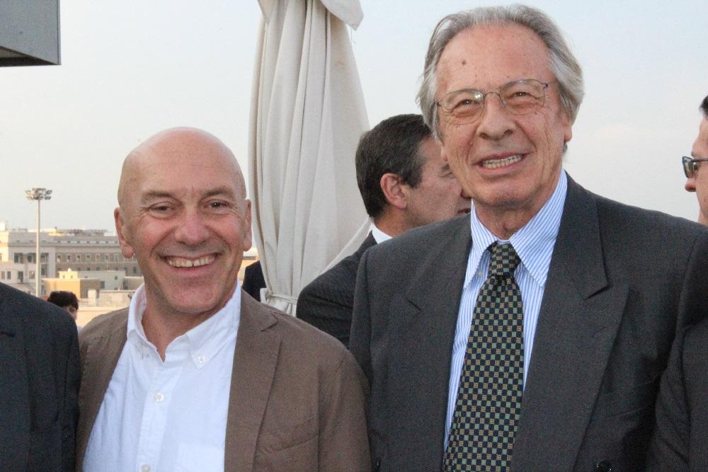 Claudio Velardi ed Ernesto Auci
