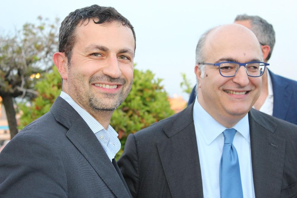 Piercamillo Falasca e Mario Sechi