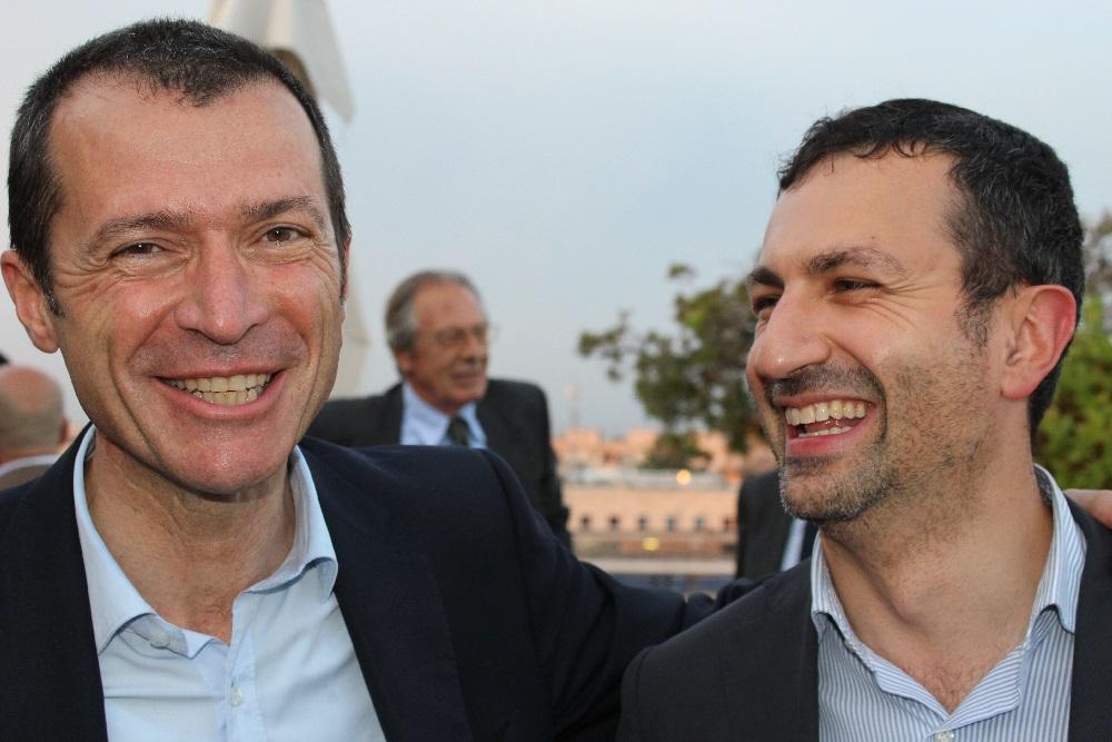 Gianni Bessi e Piercamillo Falasca