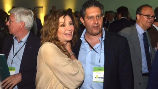 Daniela Santanchè e Giovanni Toti