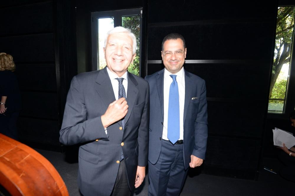 Gianni De Gennaro e Paolo Messa