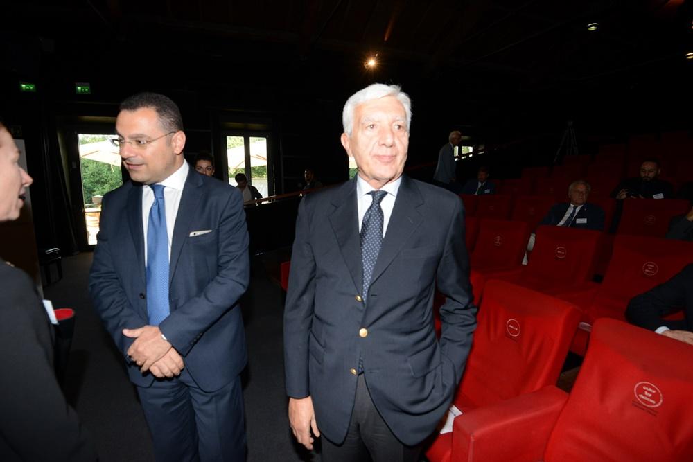 Paolo Messa e Gianni De Gennaro