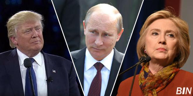 Ecco come la Russia di Putin ha tifato per Donald Trump