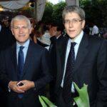 Maurizio Belpietro e Mario Giordano
