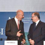 Antonio Patuelli e Ignazio Visco