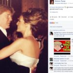 Melania Trump - Facebook