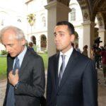 Pietro Schiavazzi e Luigi Di Maio