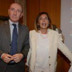 Roberto Arditti e Maria Latella