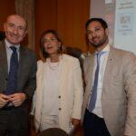 Roberto Arditti, Maria Latella e Andrea Chiappetta