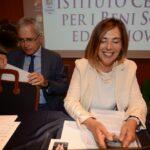 Alessandro Forlani e Maria Latella
