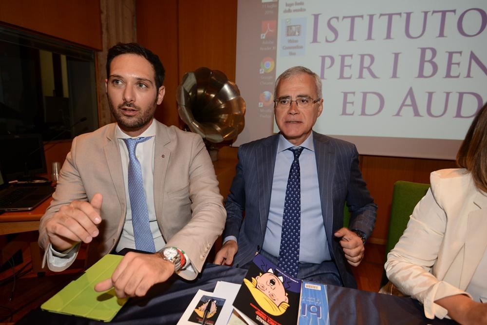 Andrea Chiappetta e Alessandro Forlani