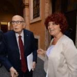 Giorgio Napolitano e Valeria Fedeli