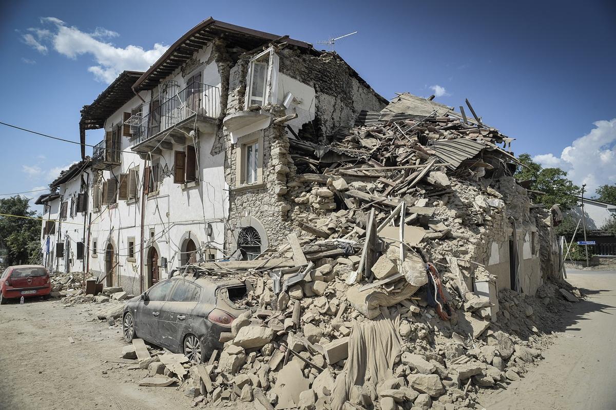 sisma terremotati, Frazione San Lorenzo