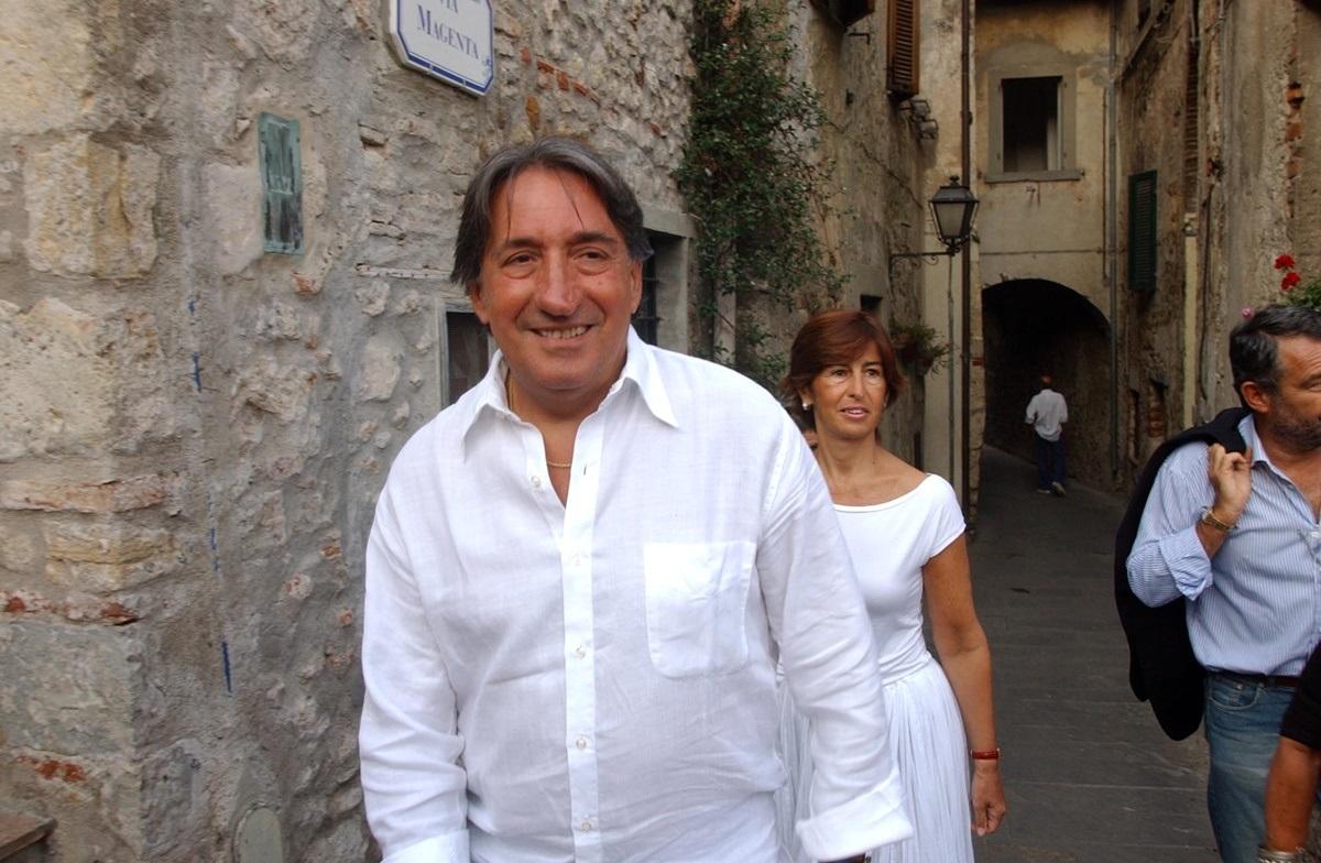 Innocenzo Cipolletta e la moglie Anna