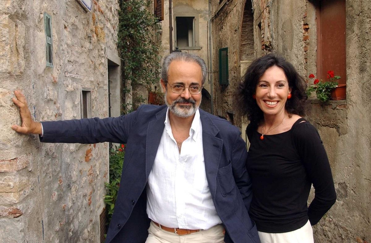 Nicoletta Picchio e Antonio Calabrò