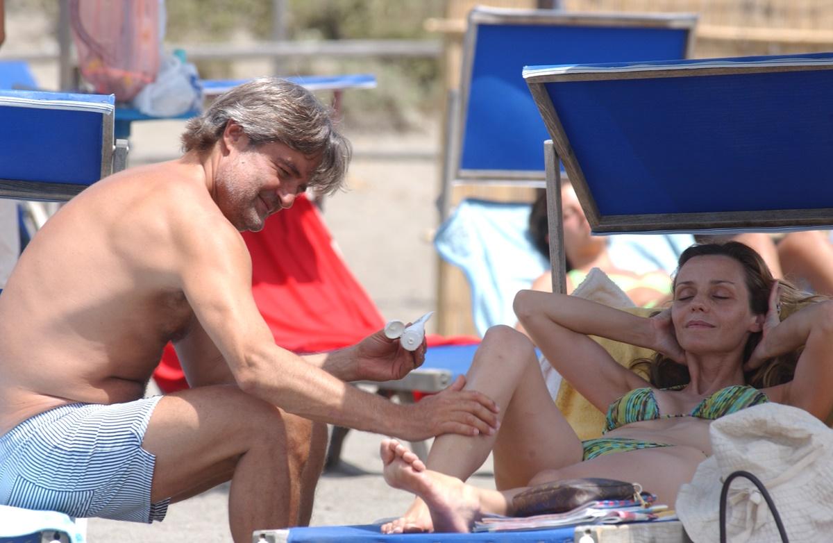 Paolo Glisenti e Eliana Miglio