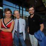 Silvia D'Onghia, Salvatore Settis e Stefano Feltri
