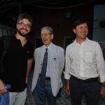 Stefano Feltri, Salvatore Settis e Dario Nardella