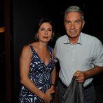 Bianca Berlinguer e Antonio Padellaro