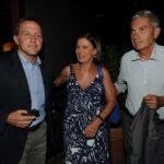 Massimo Giannini, Bianca Berlinguer e Antonio Padellaro