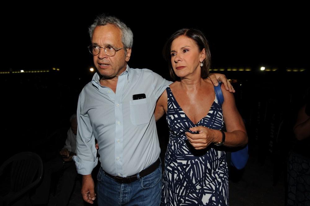 Enrico Mentana e Bianca Berlinguer
