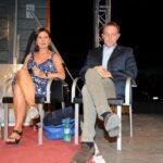 Bianca Berlinguer e Massimo Giannini