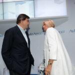 Carlo Calenda e Roberta Pinotti